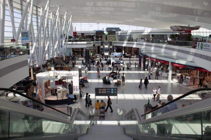 Budapeşte Havalimanı Terminal