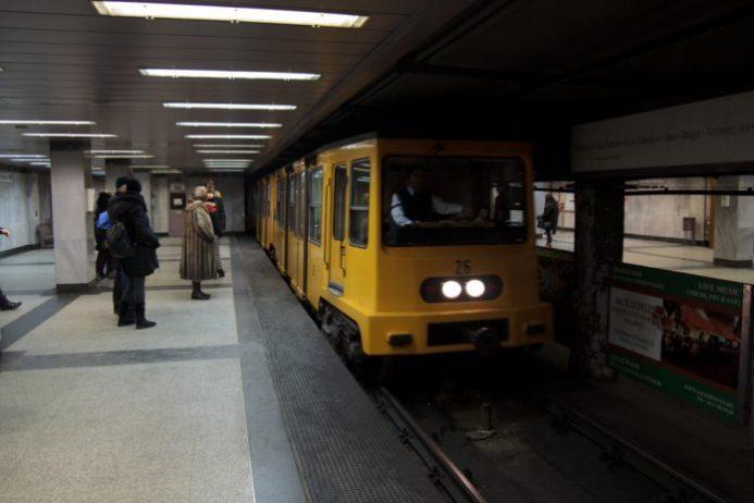 Budapeşte Havalimanı Treni