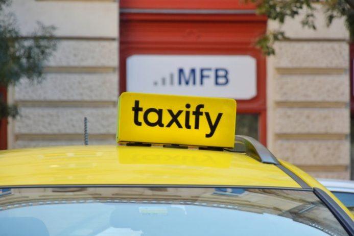 Budapeşte Taxify Ulaşımı