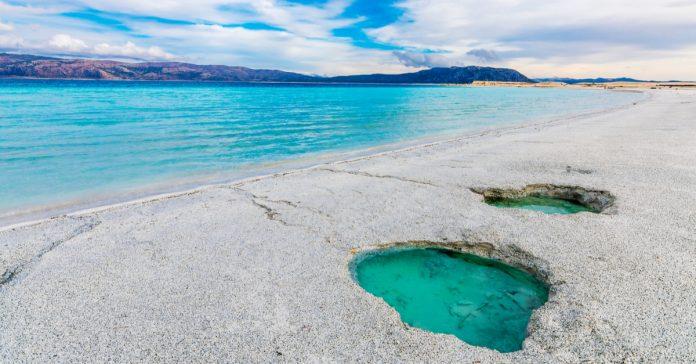Burdur Salda Gölü