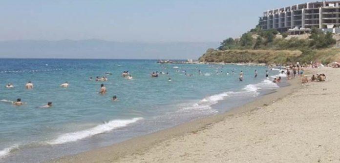 Burgaz Altınkum Plajı