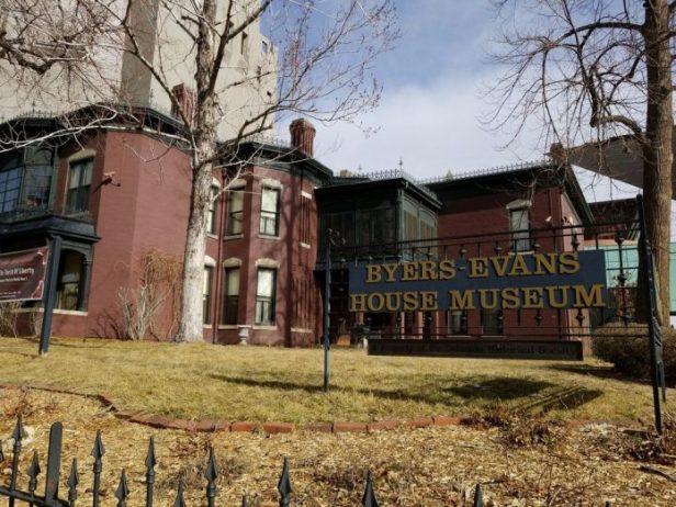Byers-Evans Evi Müzesi