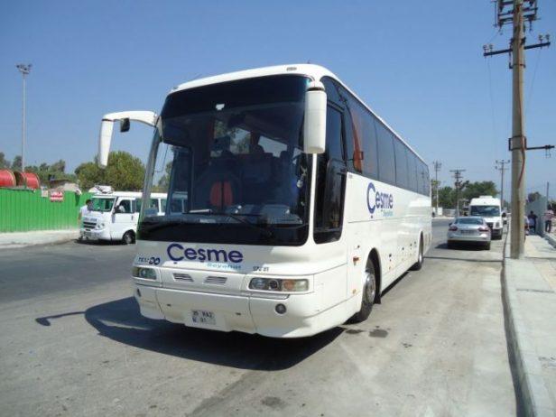 Çeşme Seyahat Otobüsü