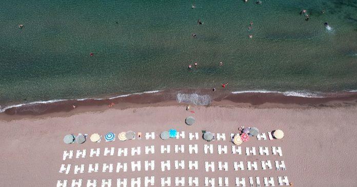 çuhallı plajı