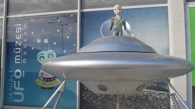 Denizli Ufo Müzesi