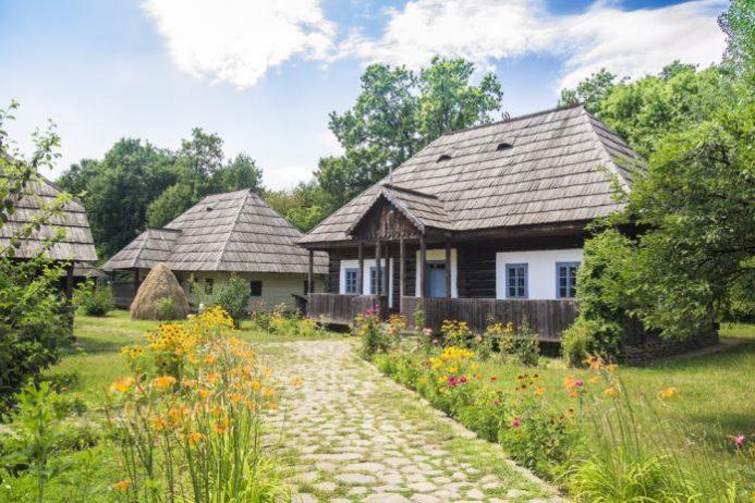 Dimitrie Gusti Ulusal Köy Müzesi