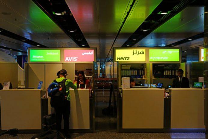 Doha Havalimanı Araç Kiralama