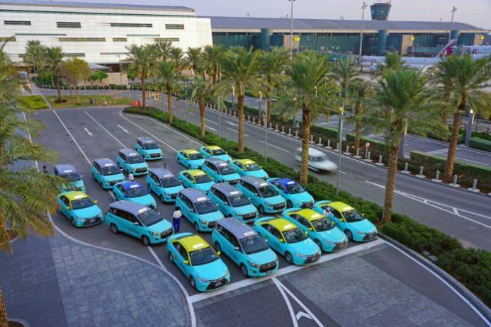 Doha Havalimanı Karwa Taksi