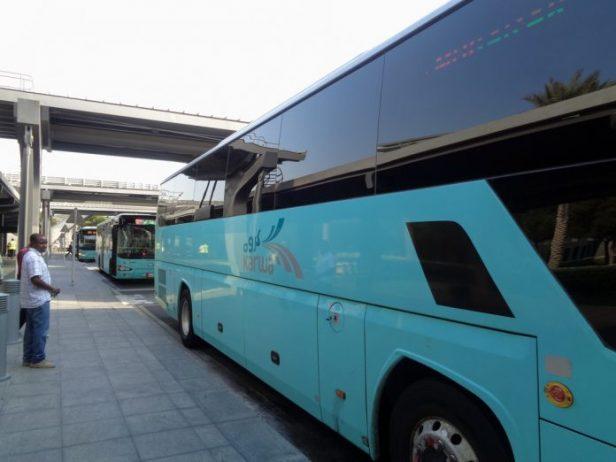 Doha Havalimanı Otobüs Ulaşımı