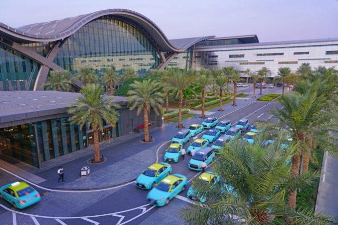 Doha Havalimanı Taksi