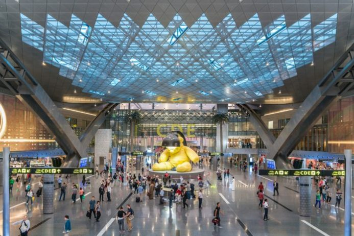 Doha Havalimanı Terminali
