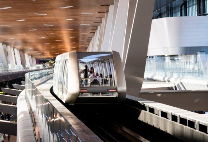 Doha Havalimanı Terminal Yolcu Ulaşımı