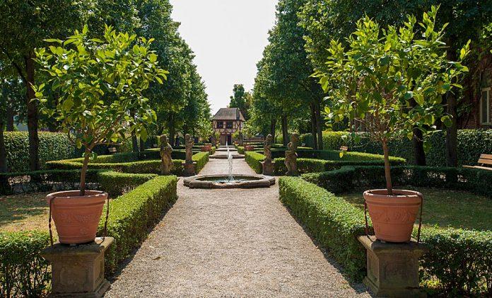 giardini delle esperidi