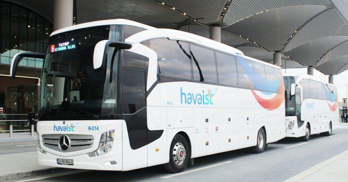 Harem Otogardan İstanbul Havalimanına Ulaşım