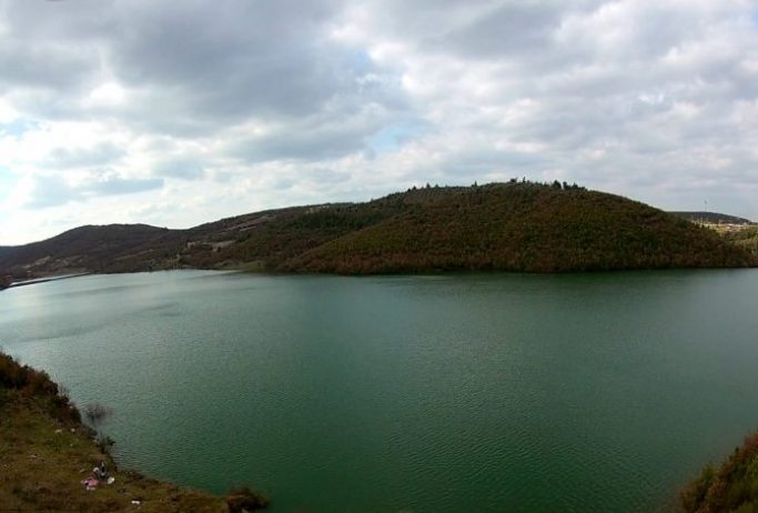 Hasanağa Barajı Kamp Alanı
