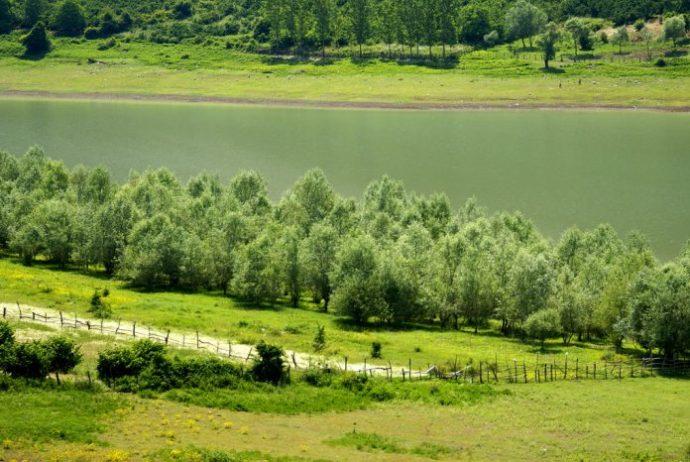 hasanlar barajı gölü