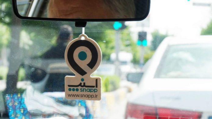 İran Snapp Taksi