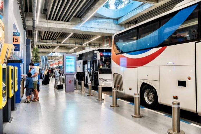 İstanbul Yeni Havalimanı Havaist Otobüsü