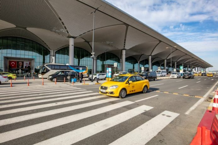 İstanbul Havalimanı Taksi Ulaşımı