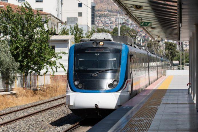 İzmir İZBAN Treni