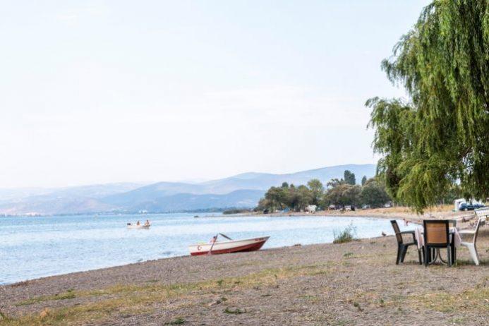 İznik Gölü Kamp Alanı