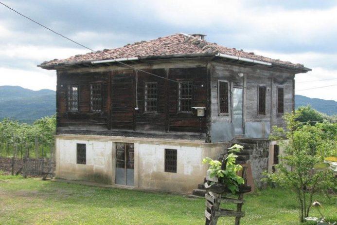 Kabakdağ Köyü