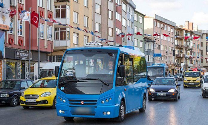 Kadıköy-Kartal Minibüsleri