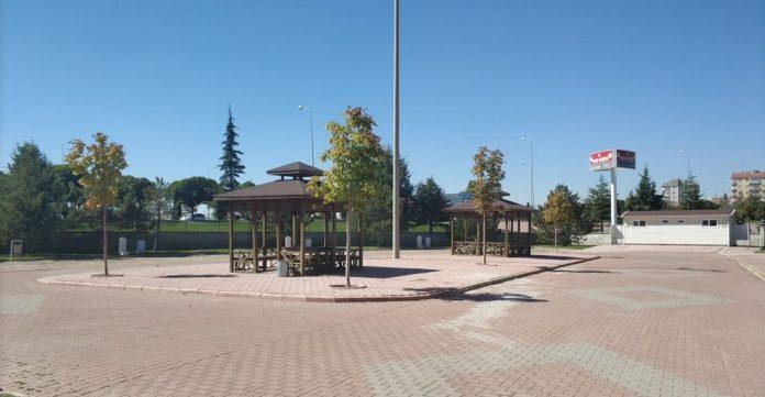Karatay Belediyesi Karavan Kamp Alanı