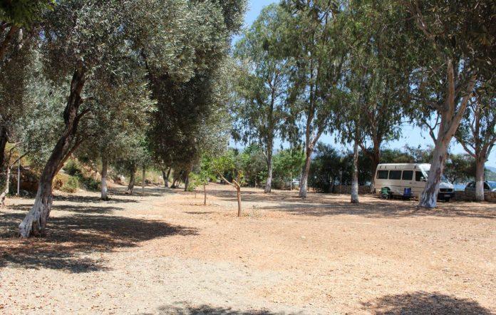 Kaş Olympos Mocamp