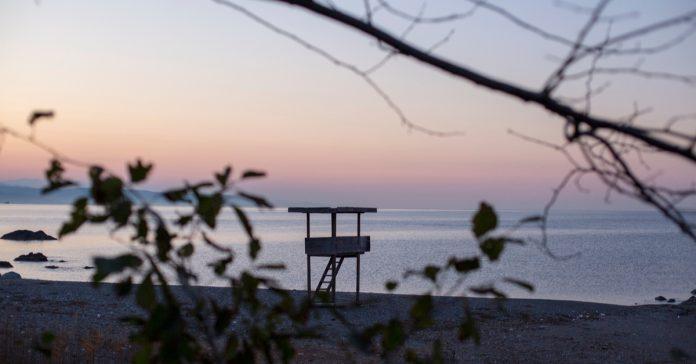 Kaşüstü Plajı