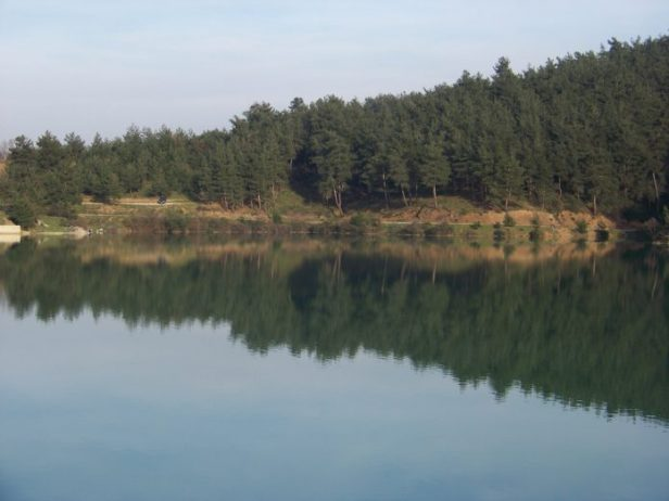 Kayapa Göleti Kamp Alanı