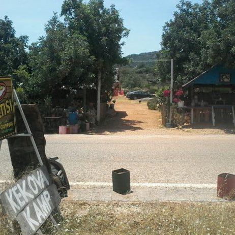 Kekova Kamp Alanı