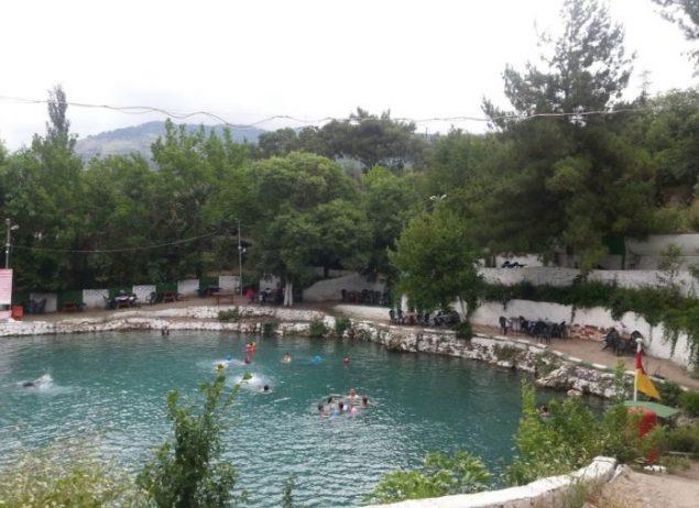 Keramet Kaplıcası Kamp Alanı