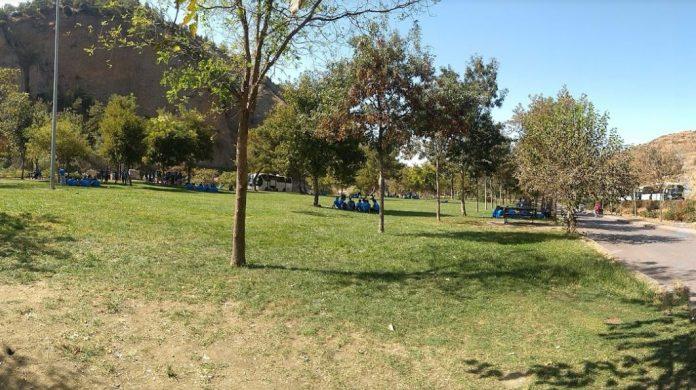 Keyfi Garden Park Kamp Alanı
