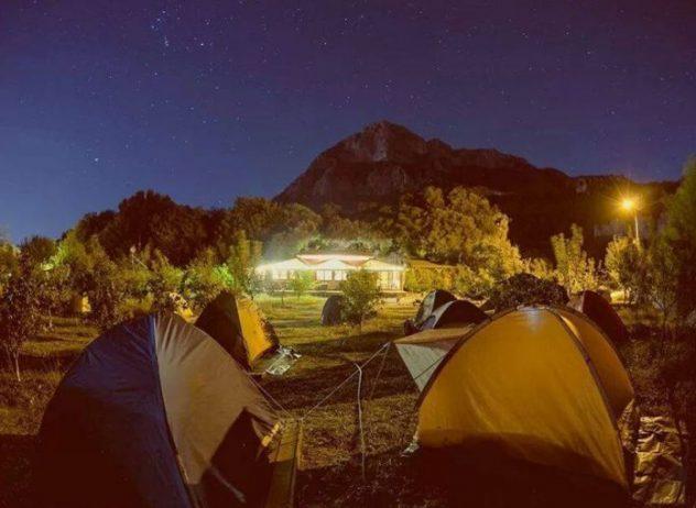 Kezban's Guest House Kamp Alanı