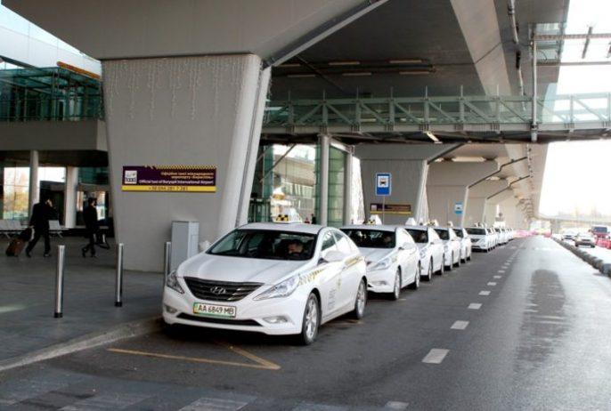 Kiev Boryspil Havalimanı Taksi