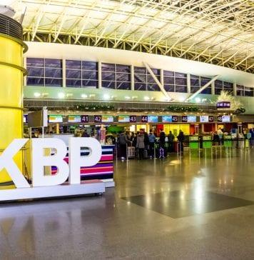 Kiev Boryspil Havalimanı Ulaşım Rehberi