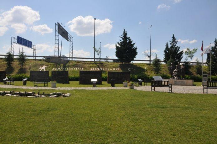 kınalı asker parkı