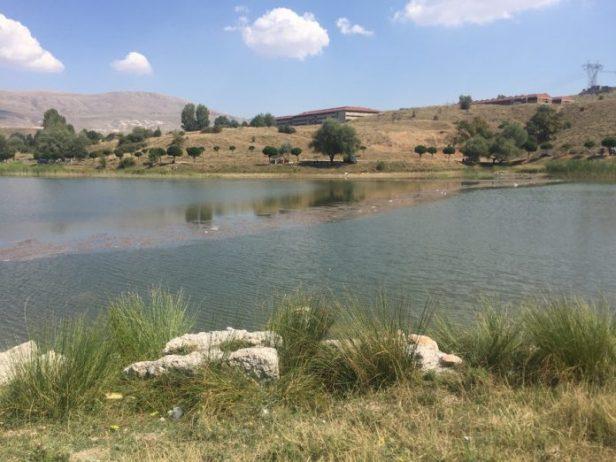 Kirazdibi Göleti Kamp Alanı