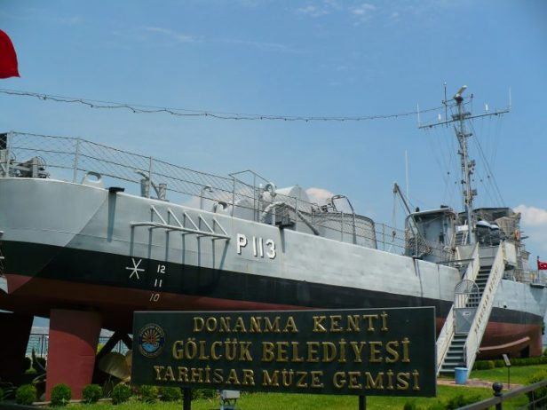 gölcük deniz müzesi