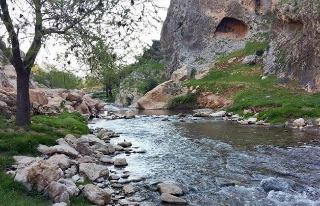 Köklüce Kanyonu