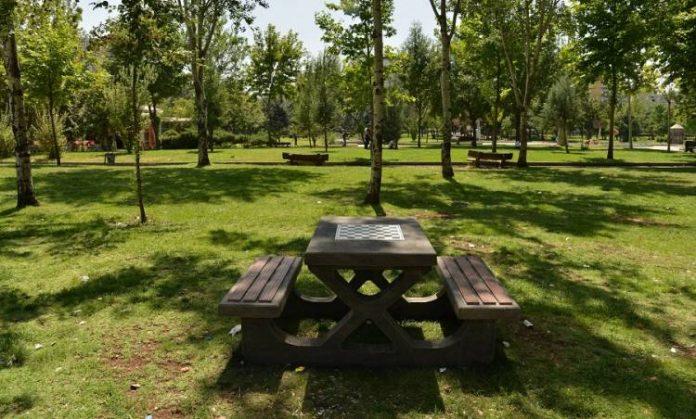 koşuyolu parkı
