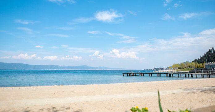 kumyalı plajı