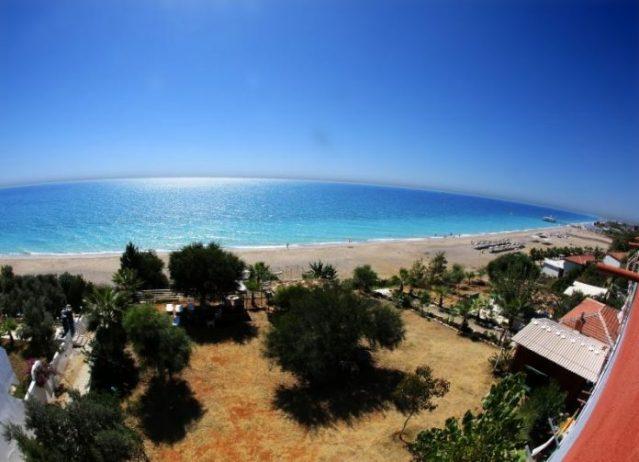 Mavi Cennet Kamp Alanı