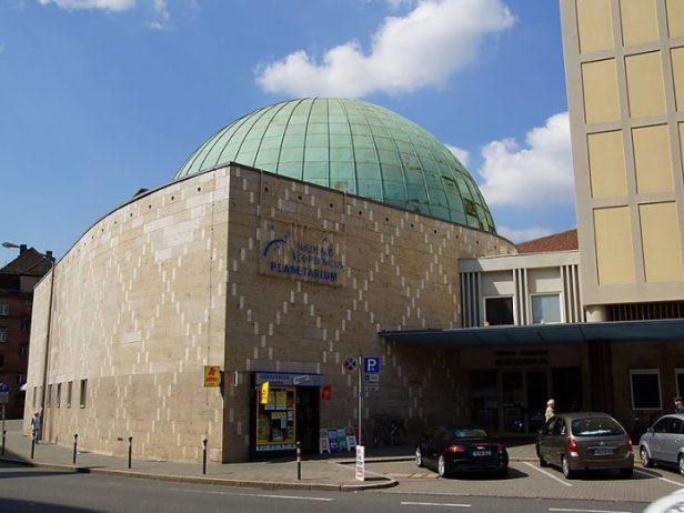 Nicolaus Copernicus Planetarium Nürnberg