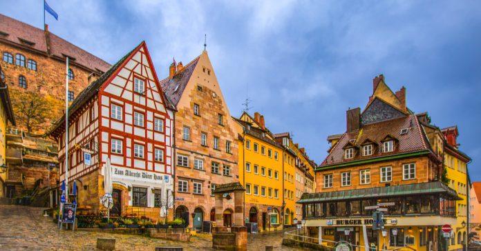 nürnberg eski şehir