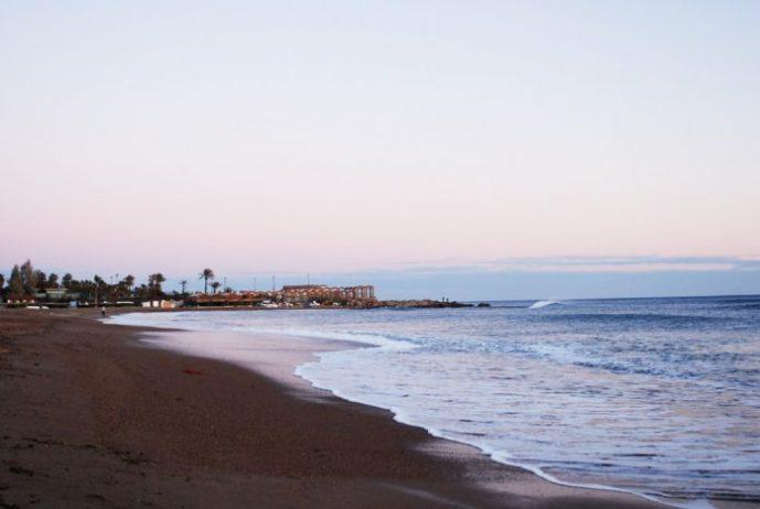 Örnekköy Plajı Kamp Alanı