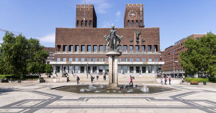 oslo belediye binası