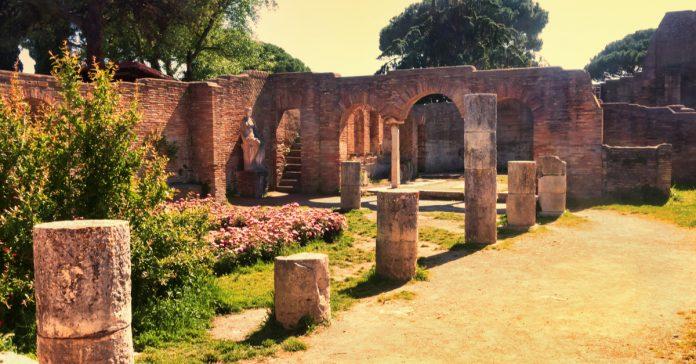 Ostia Antica Archaeological Park