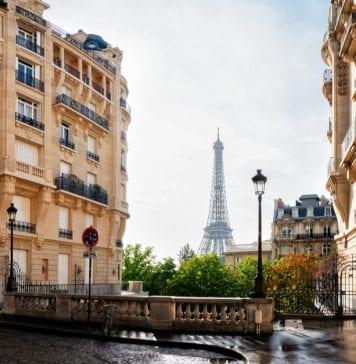 Paris Tarihi Yerler